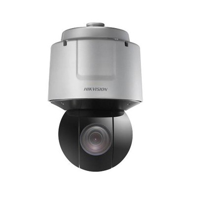 Hikvision DS-2DF6A836X-AEL outdoor PTZ IP camera with 8MP resolution, 360° pan, 25x optical zoom, edge storage and PoE+