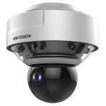 Hikvision DS-2DP1636ZIX-D/236 PanoVu outdoor multi-sensor IP camera with 360° pan, up to 200m IR and edge storage