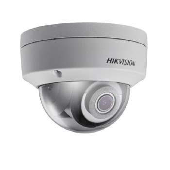 Hikvision DS-2CD2123G0-I-2.8mm outdoor dome IP camera with 2 megapixel resolution, up to 30m IR, PoE and edge storage