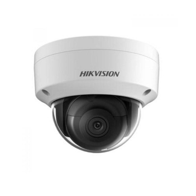 Hikvision DS-2CD2185FWD-I outdoor vandal-resistant IP camera with 8MP resolution, up to 30m IR, edge storage and PoE