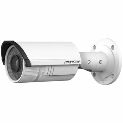 Hikvision DS-2CD2622FWD-I outdoor varifocal bullet IP camera with HD 1080p, IR illumination up to 30m and on-board storage