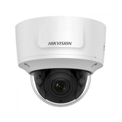 Hikvision DS-2CD2735FWD-IZS outdoor dome IP camera with 3MP resolution, up to 30m IR, varifocal lens, edge storage and PoE