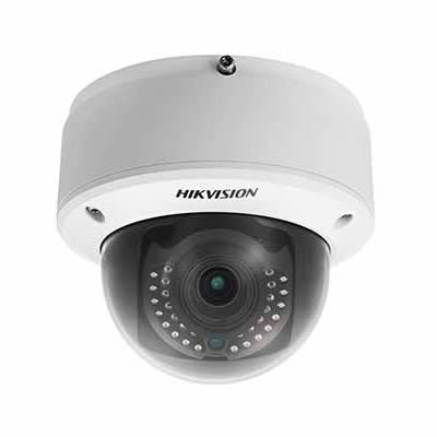 Hikvision DS-2CD4124F-IM indoor dome IP camera with HD 1080p, Smart IR illumination up to 30m and true WDR