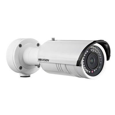 Hikvision DS-2CD4232FWD-IZ outdoor IP camera with 3MP resolution, up to 80m IR, on-board storage and SMART features