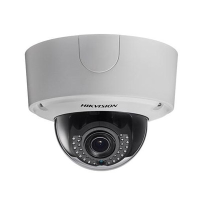 Hikvision DS-2CD4526FWD-IZ outdoor dome IP camera with HD 1080p resolution, Darkfighter, up to 40m IR and on-board storage