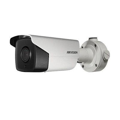 Hikvision DS-2CD4A26FWD-IZS-P outdoor-ready ANPR bullet IP camera with 2MP resolution, up to 100m IR and edge storage