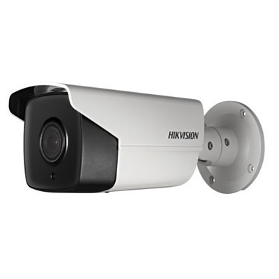 Hikvision DS-2CD4A85F-IZS outdoor 4K IP camera with 8MP resolution, IR range up to 50m, 2-way audio and on-board storage