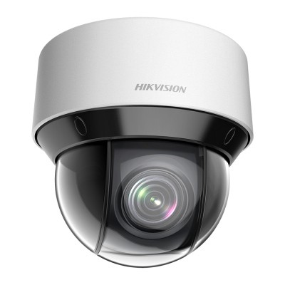 Hikvision DS-2DE4A220IW-DE outdoor mini PTZ IP camera with HD 1080p resolution, 20x optical zoom, 50m IR and edge storage