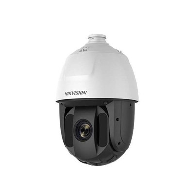 Hikvision DS-2DE5225IW-AE outdoor-ready PTZ IP camera with 2MP resolution, up to 150m IR distance, 25x optical zoom and PoE