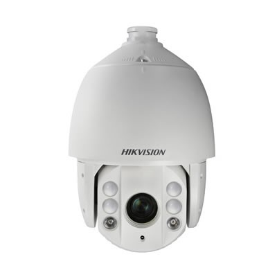 Hikvision DS-2DE7184-A(E) outdoor PTZ IP camera with 2MP resolution, 20x optical zoom, up to 100m IR and on-board storage