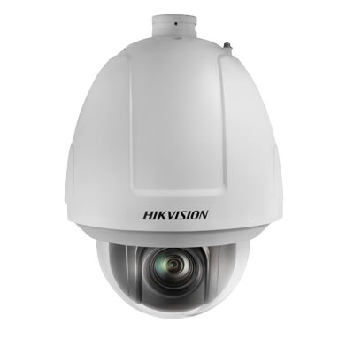 Hikvision DS-2DF5274-A outdoor PTZ IP camera with 1.3MP resolution, 20x optical zoom, SMART features and on-board storage