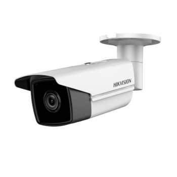 Hikvision DS-2CD2T35FWD-I5 outdoor IP camera with 3MP resolution, up to 50m IR, MicroSD card recording and PoE
