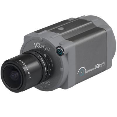IQeye 705 5.0 Megapixel IP camera Digital PTZ and PoE 2560x1920