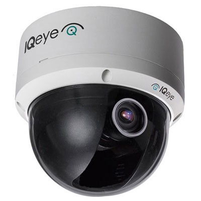 IQeye Alliance-pro IQA30NX-B5 outdoor IP camera with extreme temperature capability, PoE and Lightgrabber