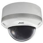 JVC VN-H257VPBU SuperLoLux HD 1080p outdoor IP security camera with true day/night, video analytics, edge recording and PoE