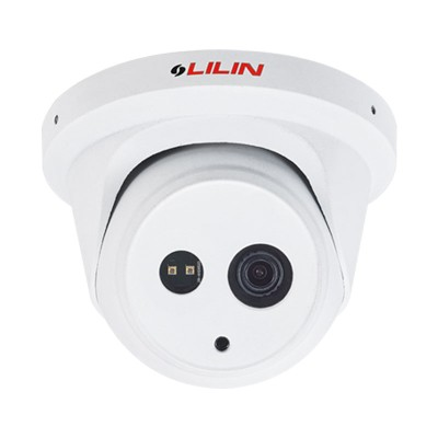 LILIN Z5R6522X outdoor vandal-resistant IP camera with HD 1080p, varifocal lens, up to 30m IR, Sense Up Plus & PoE