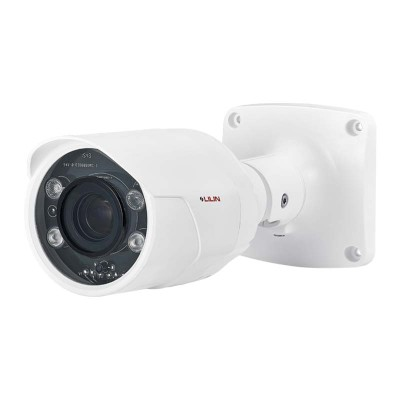 LILIN ZFR8122EX3 outdoor bullet IP camera with 2MP resolution, varifocal lens, up to 35m IR, Sense Up Plus & PoE+