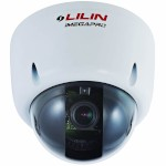 LILIN IPD6132ESX vandal-resistant HD 1080p outdoor dome IP camera with 3 megapixel, two-way audio and SD storage