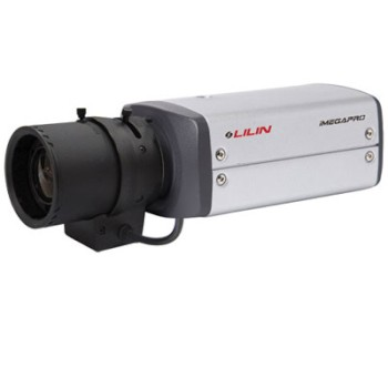 LILIN IPG1022ESX3.5 indoor HD1080p IP camera with day/night switching, two-way audio and quad streaming, PoE