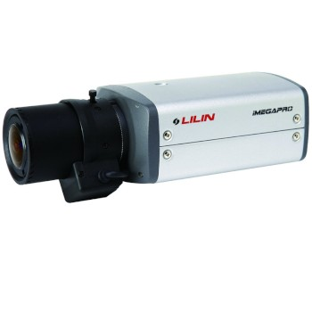 LILIN IPG1032ESX3 indoor 3-megapixel day/night IP camera with SenseUp technology, face detection and 2-way audio, PoE