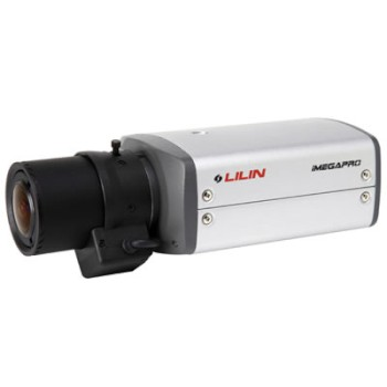 LILIN IPG1052ES 5MP indoor IP camera with true day/night, full HD 1080p, face detection, two way audio, WDR and SD storage