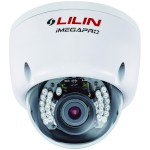 LILIN IPR6122ESX outdoor day/night vandal-resistant network camera with 18m infrared and HD 1080p resolution, PoE
