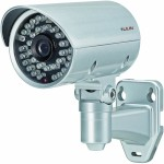 LILIN IPR732 outdoor bullet IP camera with 3 megapixel resolution (15 fps), HD 1080p (30 fps) and 30m IR night-vision