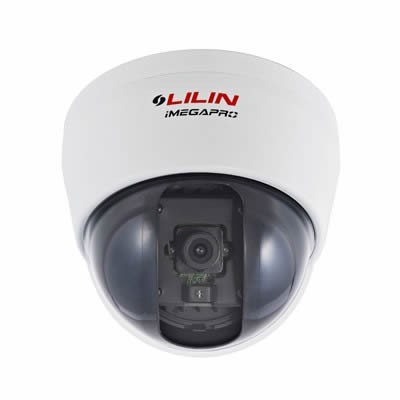 LILIN LD2122 indoor dome network camera with HD 1080p resolution (15 fps), SenseUp Plus, PoE