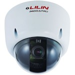 LILIN LD6122EX outdoor IP67-rated network dome camera, vandal resistant, day/night, HD 1080p (15 fps), WDR and SD storage