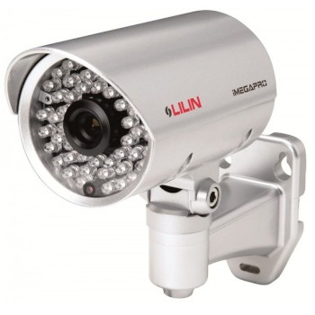 LILIN LR7022 outdoor HD 1080p (15 fps) network camera with 30m night vision, SenseUp Plus and wide dynamic range, PoE