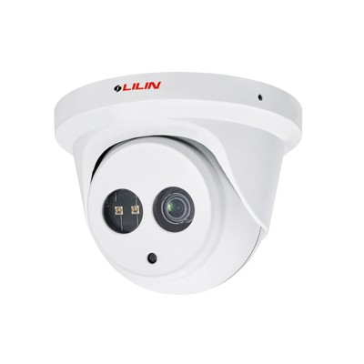 LILIN MR652B outdoor-ready IP camera with HD 1080p resolution, up to 30m IR, SenseUp Plus technology, edge storage and PoE