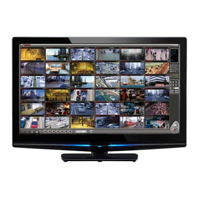 """LILIN 22"""" touch screen widescreen monitor PMH-XT22TW, for use with Lilin NVRs, full colour 1920 x 1080p"""