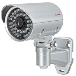 LILIN SR7022 outdoor network camera with HD 1080p at up to 60fps, true day/night, 30m range IR, SenseUp Plus and PoE