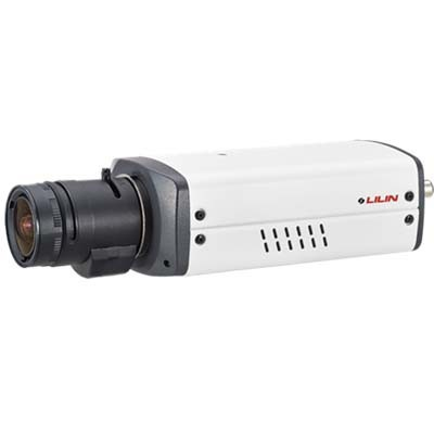 LILIN UFG1122E(X3) indoor 2 megapixel IP camera with SenseUp Plus technology, true day/night capability and 2-way audio