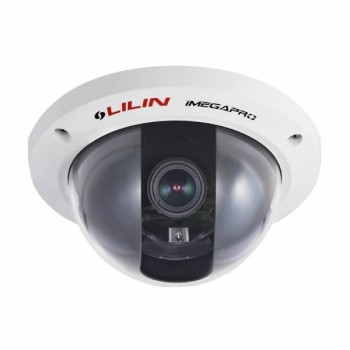 LILIN ZD2322 indoor 2 megapixel dome IP camera with HD 1080p, true day/night, auto-focus, PoE and SD recording