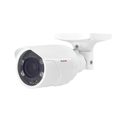 LILIN ZHR8182EX2 outdoor 4K bullet IP camera with up to 35m IR, SenseUp Plus, two-way audio, edge storage and PoE+
