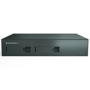 Milestone Husky M20 network video recorder with up to 16 channels, Smart Start and a maximum of 12TB storage