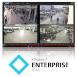 Milestone XProtect Enterprise video management and recording software, camera license