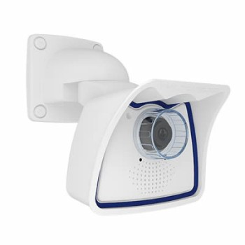 Mobotix M25 Allround (night) IP camera, 6MP, durable housing for indoor or outdoor use and a full range of lenses
