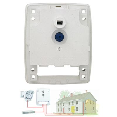 Mobotix CamIO-PoE input/output connection module for Mobotix M22 and M12 IP CCTV security cameras