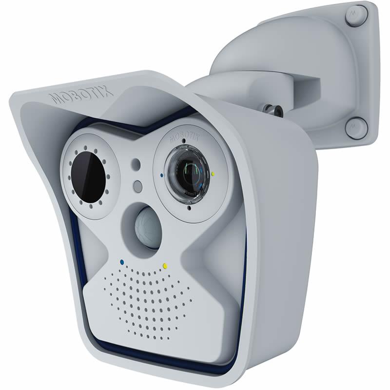 Image - Mobotix M15 AllroundDual Thermal IP camera