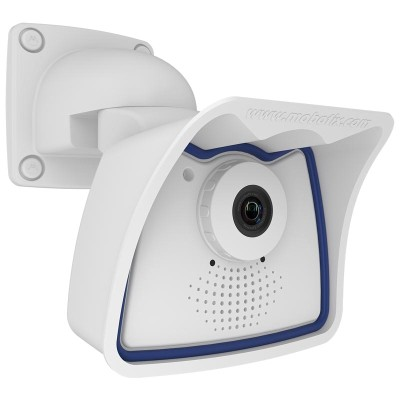 Mobotix M25 Allround IP camera, 6MP Moonlight technology, outdoor-ready and a full range of lenses