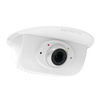 Mobotix p26 indoor IP camera with 6MP Moonlight technology, pan/tilt adjustment, H.264 support and a wide range of lenses