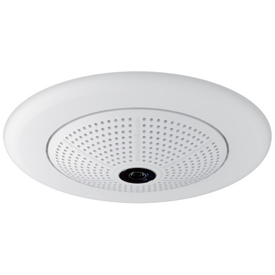 Mobotix Q26 hemispheric IP camera with 6MP Moonlight technology, H.264, outdoor-ready and 360° view