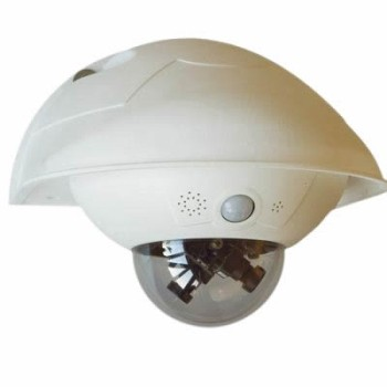 Mobotix MX-WH-Dome outdoor wall mount housing for D16 dome camera