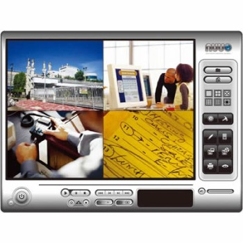 NUUO IP video recording software - 16 channel license