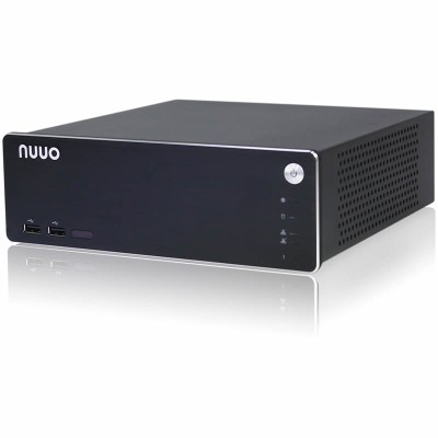 NUUO NS-1040 NVRsolo network video recorder with up to 8 channels and 4TB storage, HDMI output  and Linux-embedded