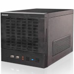NUUO NT-4040 Titan NVR with up to 64 channels and 16TB storage, 2 Gigabit ports, Linux-embedded and 250Mbps throughput