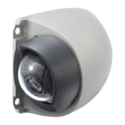 Panasonic WV-SBV111M outdoor mini-dome with HD 720p resolution, WDR, rugged housing and rated for use in transportation