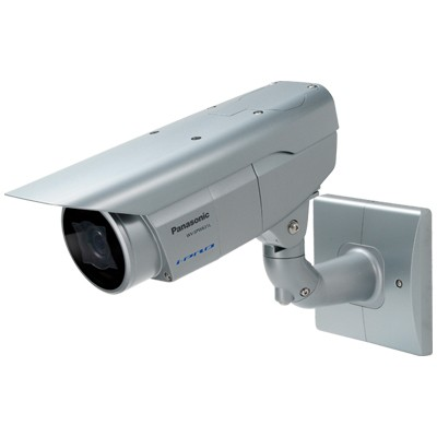Panasonic WV-SPW631L outdoor Super Dynamic bullet IP camera with HD 1080p resolution, 30m of IR, SD storage and PoE